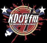 Abstract KDUVfm Logo
