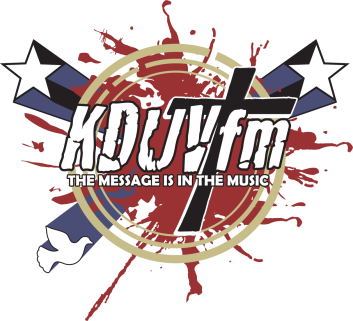 Abstract KDUVfm Logo