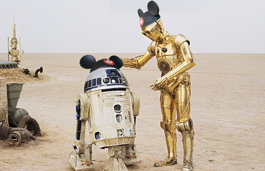 """May the 4th - Content Image - """"Caption This"""" Mock Proposal"""
